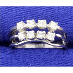Diamond ring enhancer