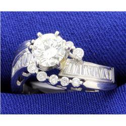2.03 carat diamond ring