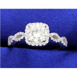 1.27 carat True Romance diamond ring