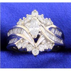 Diamond Keepsake Ring