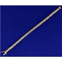 1ct TW Diamond Bracelet