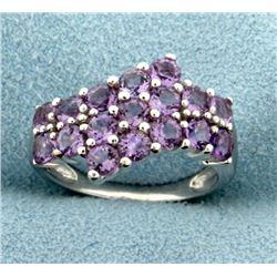 1.2ct TW Amethyst Ring