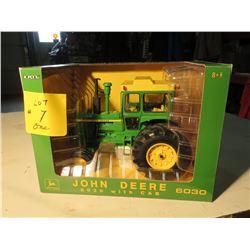 John Deere 6030, cab, plow city Toy Show 2004
