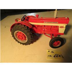 IHC 660 diesel detailed