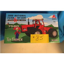 Allis Chalmers 7580 4X4 1/32 scale 2008 National Farm Toy Show