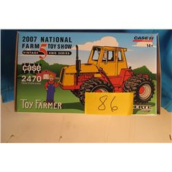 Case 2470 4X4 1/32 scale 2007 National Farm Toy Show