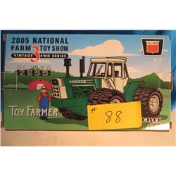 Oliver 2655 4X4 1/32 scale 2005 National Farm Toy Show