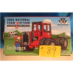 Massey Ferguson 1500 1/32 scale 2004 National Farm Toy Show