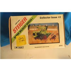 Steiger Super Wildcat Collector Issue Series #3 1/32 scale