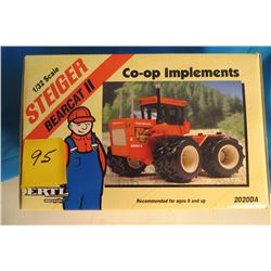 Steiger Bear Cat II Co-op Implements 1/32 scale