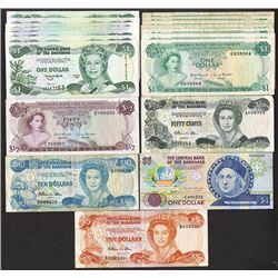 Bahamas Monetary Authority; Central Bank of the Bahamas issues.