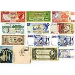 Worldwide Banknote Assortment #5