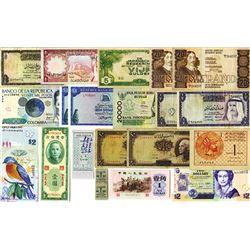 Worldwide Banknote Assortment #7