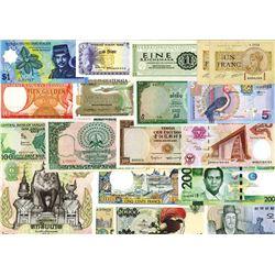 Worldwide Banknote Assortment #1