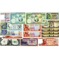 Worldwide Banknote Assortment #4