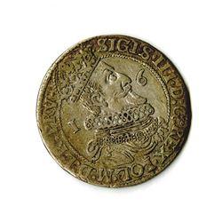 Poland, Sigismund III, 1623, 1/4 Taler