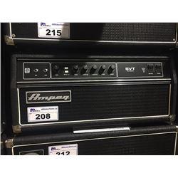 AMPEG SVT CLASSIC 300 WATT BASS AMP HEAD, MADE IN USA, SERIAL NUMBER: BJNDN40004