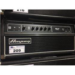 AMPEG SVT CLASSIC 300 WATT BASS AMP HEAD, MADE IN USA, SERIAL NUMBER: BJNDN4007