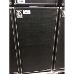 AMPEG CLASSIC SVT8910E 800 WATT BASS CABINET, MADE IN USA, SERIAL NUMBER: BQWDN50105