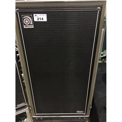 AMPEG CLASSIC SVT810E 800 WATT BASS CABINET, MADE IN USA, SERIAL NUMBER: EDCDT30741, COMES WITH