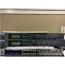 ELECTRO-VOICE DX38 24 BIT DIGITAL SOUND SYSTEM PROCESSOR