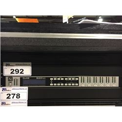 MIDDLE ATLANTIC 8X 120V OUTLET POWER CONDITIONER AND LED RACK LIGHT