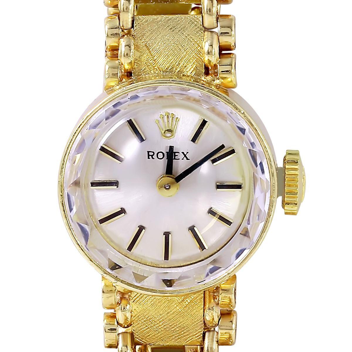 11dc11bfb8586 Image 1 : Rolex Ref.2604 14KT Yellow Gold Vintage Watch -# 106 ...