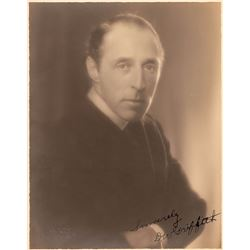 D. W. Griffith Signed Photograph