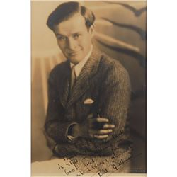 William Wellman Oversized Signed Photograph