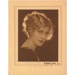 Esther Ralston Oversized Signed Photograph