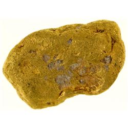 Very Large Rich Hill Gold Nugget (Arizona)
