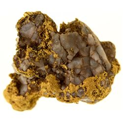 1.29 Troy Ounce Gold-in-Quartz Specimen from El Paso Mountains