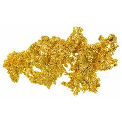 Eagles Nest Sparkling Crytalline Gold Nugget