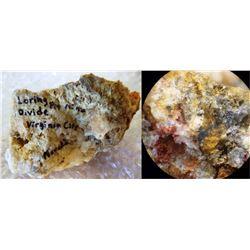 Loring Pit Silver Specimen