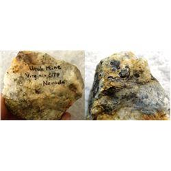 Utah Mine Silver Specimen