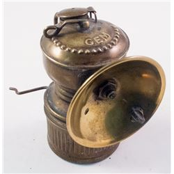 Extremely Rare Gem Carbide Lamp