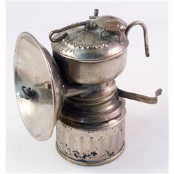 Rare Grier Carbide Lamp