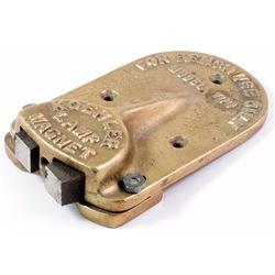 Rare Koehler Lamp Magnet