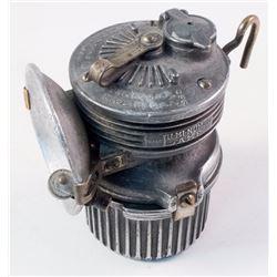 Extremely Rare Small Lum-in-um Carbide Lamp