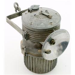 Mint Lu-mi-num Superintendent Style Lamp