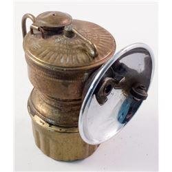 Shanklin Carbide Lamp