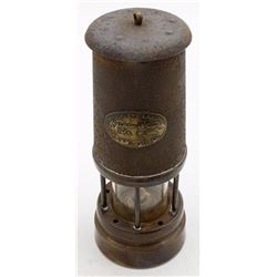 Hockley Safety Mining Lamp