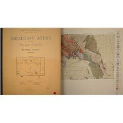 Geologic Atlas of Bisbee, Arizona