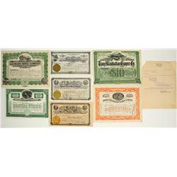 Arizona Mining Stock Certificate Collection 3