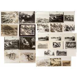 Mining Photographs Near Auburn CA