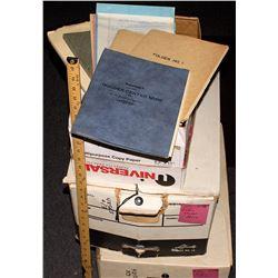 Golden Center Mine Company Files Archive