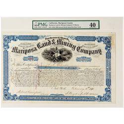 Mariposa Land & Mining Company - Preferred Stock