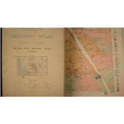Geologic Atlas of Nevada City