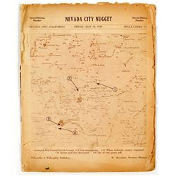 Nevada City Nugget (Mining Magazine)