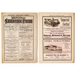 Mining & Scientific Press: Earthquake Anniversary Issue